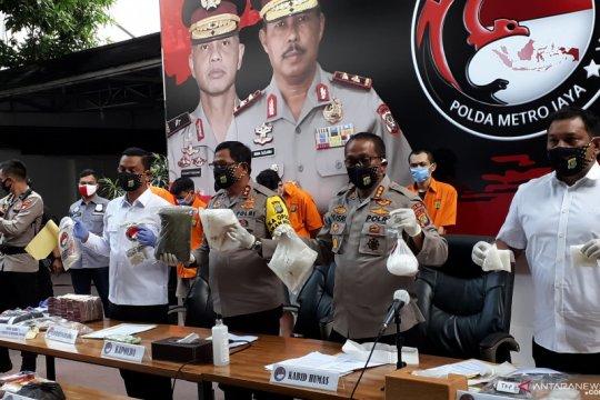 Sindikat cairan vape narkoba raup miliaran rupiah