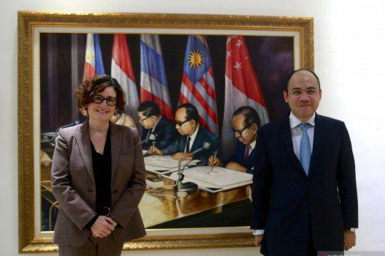 Kanada optimis peluang FTA dengan ASEAN terus terbuka