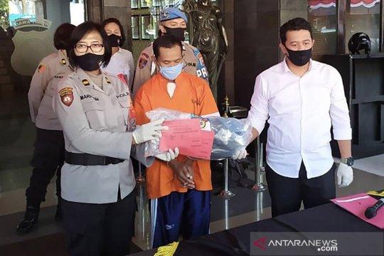 Polisi tangkap seorang ayah perkosa anak kandung di Kota Malang