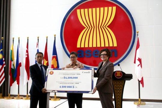 Kanada salurkan 90.000 masker bedah senilai Rp47,3 M ke ASEAN