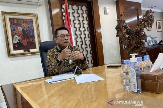Moeldoko ungkap alasan Jokowi tegur keras para menteri