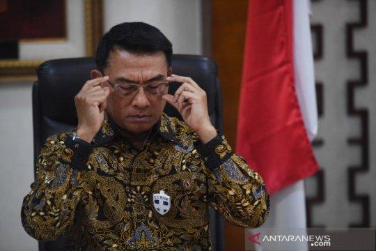 Moeldoko ungkap alasan teknis video teguran Presiden baru dirilis