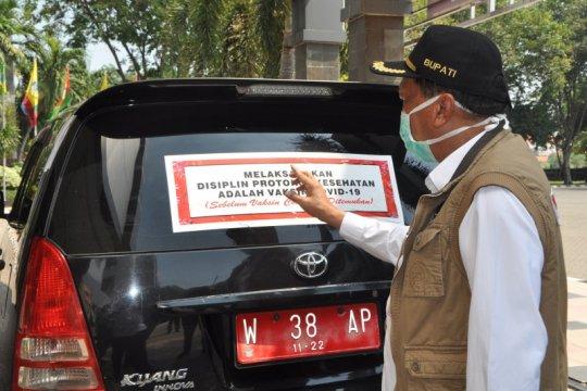 Akhir Juli, target Kabupaten Gresik-Jatim turunkan angka COVID-19