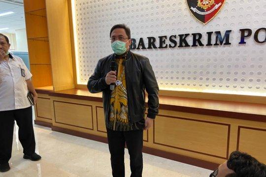 Kasus pencemaran nama baik Ketua BPK, Bareskrim minta keterangan ahli