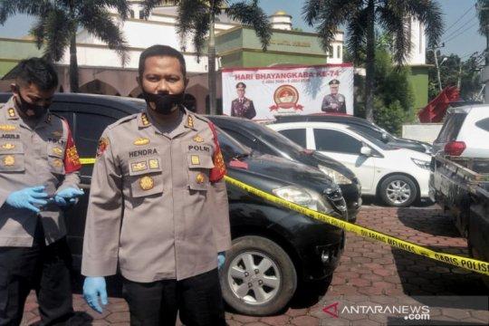 Polresta Bandung ringkus dua pelaku pemalsuan STNK dan BPKB