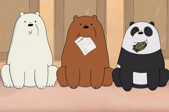 """Kreator akan akhiri serial """"We Bare Bears"""" lewat sebuah film"""
