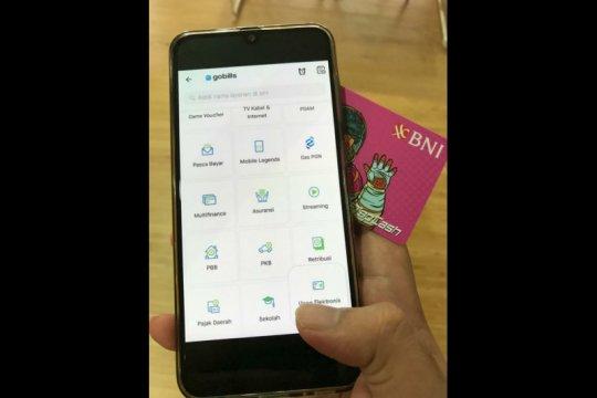 BNI rangkul Gopay untuk isi ulang uang elektronik
