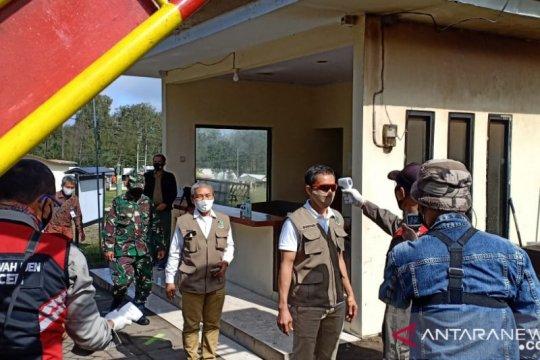 Pemkab Banyuwangi simulasi normal baru di objek wisata Kawah Ijen
