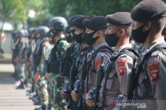 Polda Gorontalo kirim 100 personel BKO ke Papua