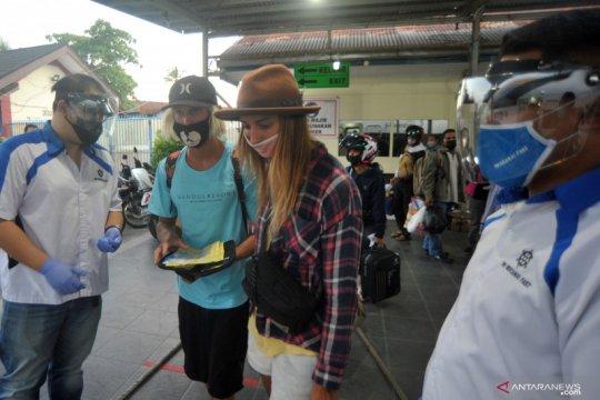 Pelayanan kapal cepat Mentawai kembali dibuka