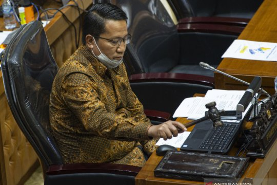 Baleg DPR-Pemerintah sepakat keluarkan 16 RUU dari Prolegnas 2020
