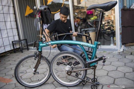 Jenis sepeda apa yang paling dicari di Indonesia selama pandemi?