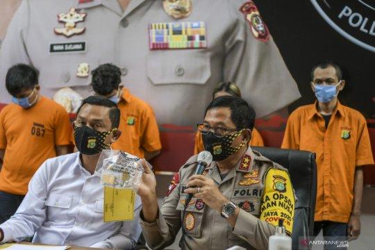 Polda Metro lakukan pemeriksaan urine anggota secara acak