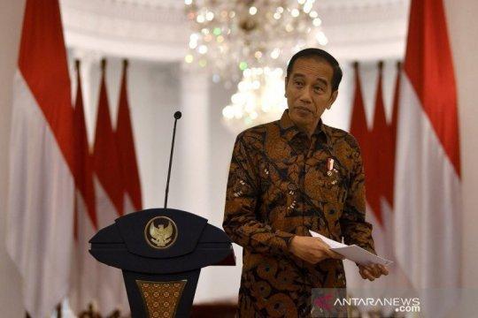 Presiden tegur langsung menteri yang realisasi anggarannya rendah