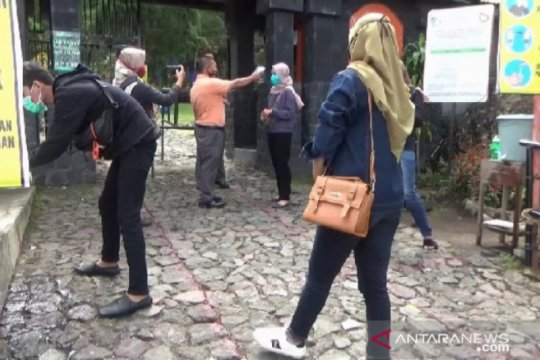 Perhutani kembali buka jalur wisata pendakian Gunung Lawu