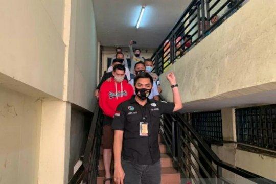 Pemasok sabu Ridho Ilahi ditangkap