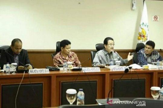 Politik kemarin, DPD tolak pilkada 2020 hingga tiga kali tegur menteri