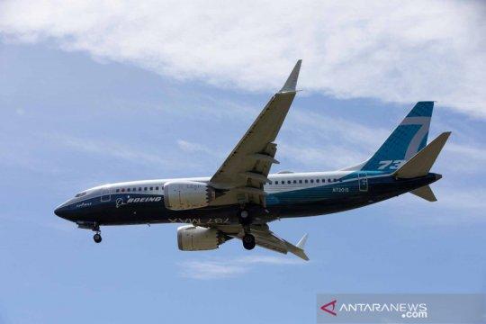 Dongkrak kembali reputasinya, Boeing lakukan tes terbang 737 MAX