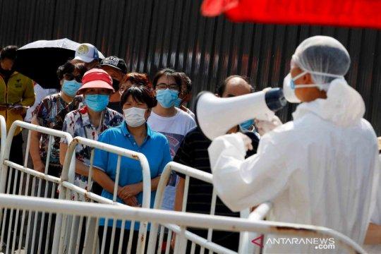 Galur COVID-19 di Beijing kemungkinan dari Asia Selatan, Asia Tenggara