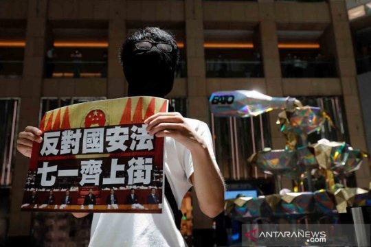 Inggris desak China batalkan UU Hong Kong dan beri akses ke Xinjiang