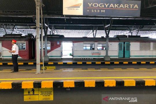 Jadwal perjalanan KA Prameks kembali normal