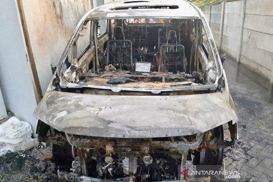 Polisi: Pembakar mobil Via Vallen diduga tetangga sendiri