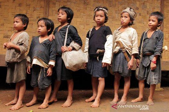 Rendah kepemilikan akta kelahiran anak warga Badui