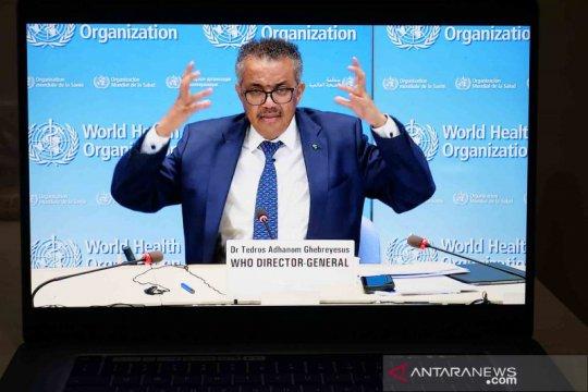 """Dirjen WHO bantah pernyataan AS bahwa dirinya """"dibeli"""" oleh China"""