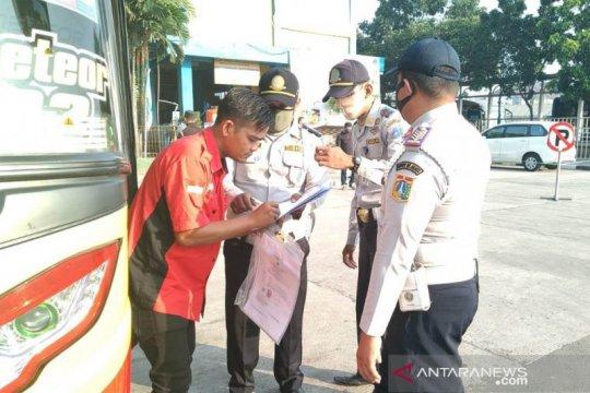 Terminal Tanjung Priok berlakukan SIKM untuk sopir dan penumpang bus