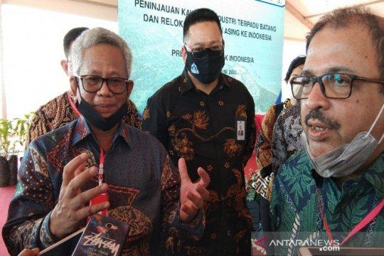 PTPN optimistis pembangunan kawasan industri Batang terealisasi 2021