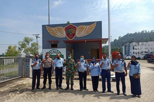 Cegah COVID-19, seluruh tahanan baru Rutan Padang diisolasi