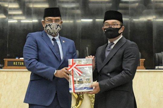 Jabar raih opini WTP kesembilan atas LKPD Tahun 2019