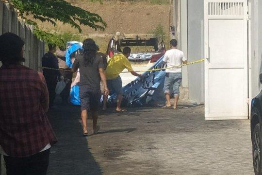 Polisi Sidoarjo selidiki motif terbakarnya mobil Via Vallen