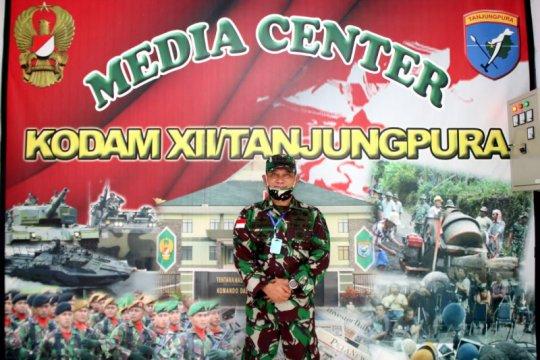 Kodam XII/Tanjungpura gelar TMMD ke-108 serentak di tiga wilayah