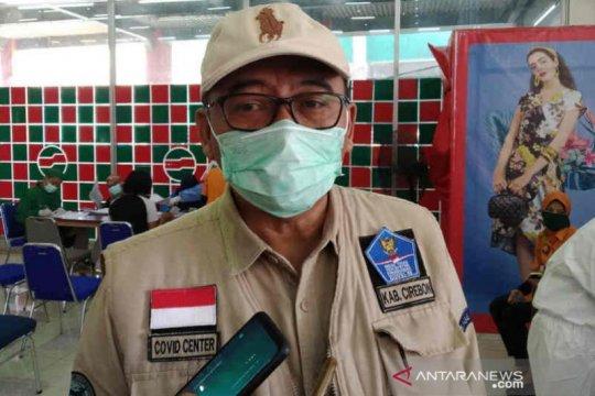 Tinggal seorang pasien positif COVID-19 di Kabupaten Cirebon