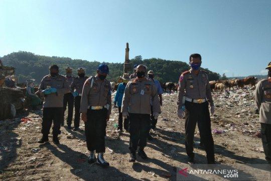 Pejabat Polri sebut pemulung sebagai pejuang lingkungan