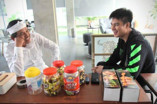 Dedi Mulyadi dan Baim Wong siap kolaborasi aksi sosial