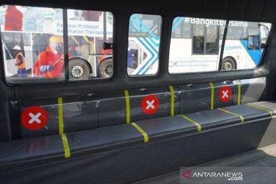 TransJakarta siapkan beberapa langkah hadapi normal baru