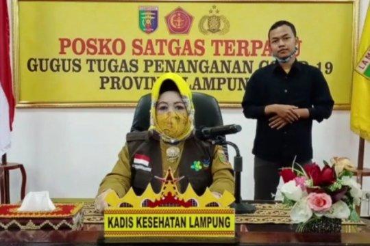 Satu PDP di Lampung meninggal dunia hasil swab-nya negatif COVID-19