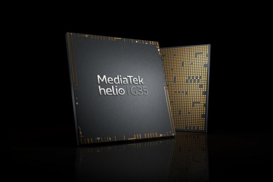 """MediaTek luncurkan """"chipset gaming"""" Helio G35 dan G25"""