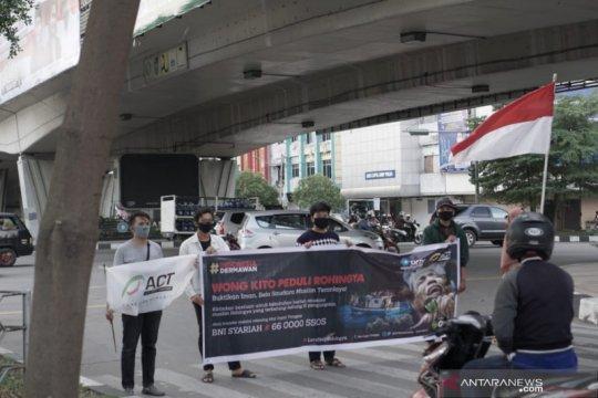 ACT Sumsel galang solidaritas peduli Muslim Rohingya