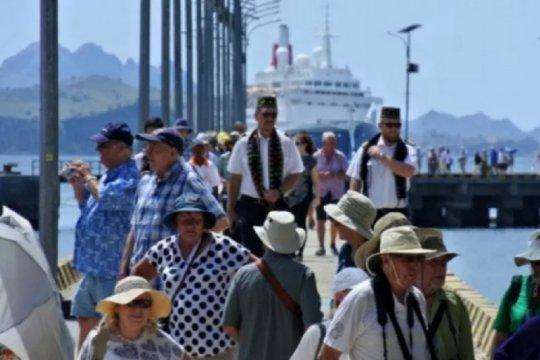 BPS: Wisatawan mulai berdatangan setelah relaksasi PSBB