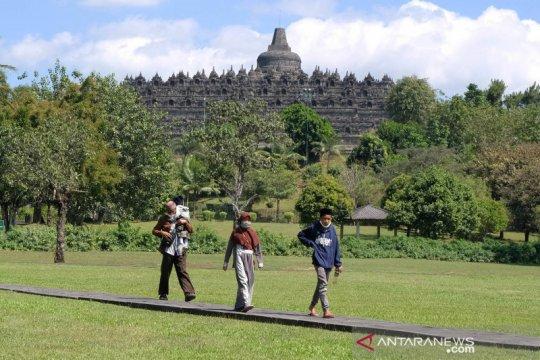 103 tempat wisata di Jawa Tengah mulai beroperasional sejak Jumat