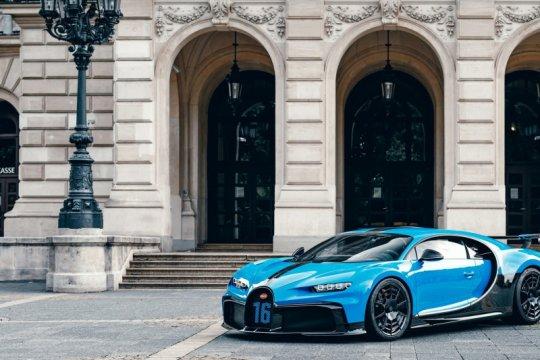 Bugatti Chiron Pur Sport hadir di Frankfurt dan Munich