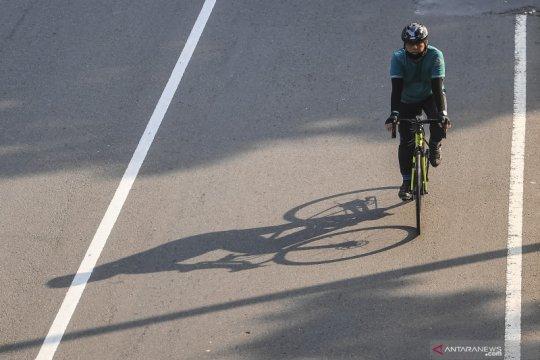 Tips aman bersepeda saat normal baru bagi pemula