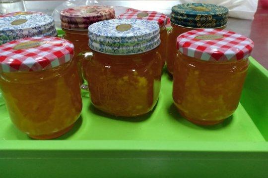 Marmalade, inovasi Balitbangtan bikin kulit jeruk nikmat disantap