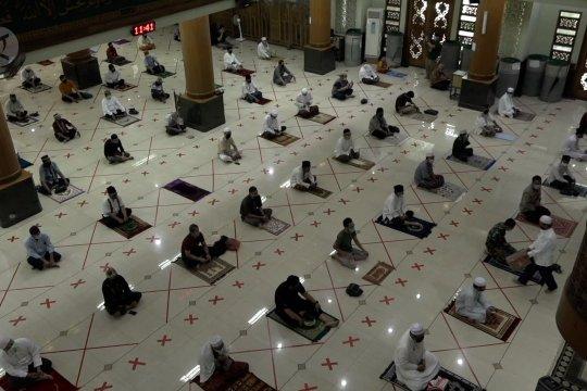 Masjid jadi inspirasi penerapan protokol kesehatan