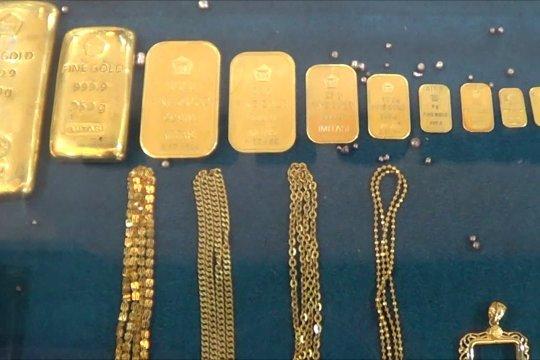 Butik emas Antam di Bali sasar milenial dan gunakan medsos