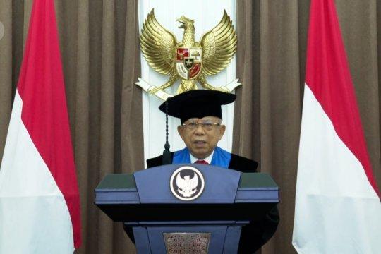 UMI Makassar anugerahi gelar Doktor Kehormatan bagi Ma'ruf Amin