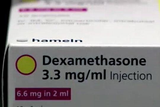BPOM imbau penggunaandeksametasonharus dengan resep dokter